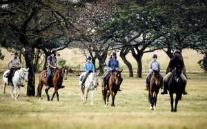 Milwane-Horse-Riding