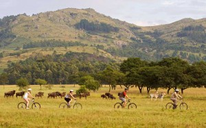 Milwane-Mountain-Biking
